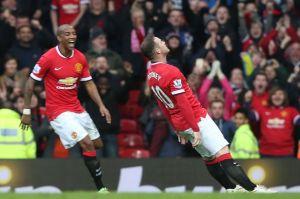 Rooney Celebration