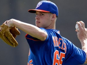 Losing Zack Wheeler will be just a blip on the radar for the Mets this year