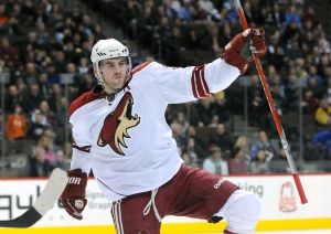 NHL: JAN 26 Coyotes at Avalanche