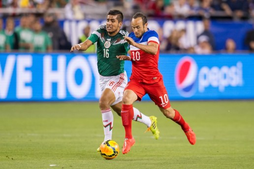 Donovan's poor play vs. Mexico likely contributed to him missing the World Cup